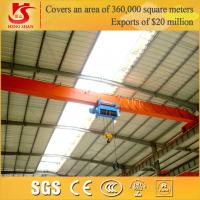 Buy cheap lb model explosion-proof overhead crane Single Girder overhead crane from Wholesalers