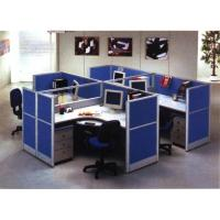 Buy cheap Hot sale A21-03 MFC office partition/workstation from Wholesalers