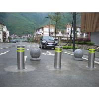 Buy cheap Heavy Duty IP68 Dia 324mm Automatic Rising Bollards For Hospitals / Airports from Wholesalers