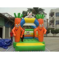 Buy cheap Unique Kids Outdoor Small Inflatable Sports Games , Commercial Bouncer from Wholesalers