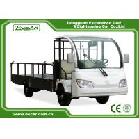 Buy cheap Excar 72V Trojan Batteries KDS 72V 7.5KW ACIM MOTER  Electric utility carts from wholesalers