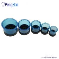 Buy cheap Dental casting rings plastic/dental Casting investment ring from Wholesalers