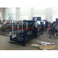 Buy cheap Shelf Carton Fully Automatic Shrink Film Wrap Machine With Servo Electric Motor from Wholesalers