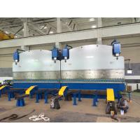 Buy cheap Estun E10 200 Ton press brake metal plate bending machine for truck carriage from wholesalers