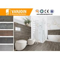 Buy cheap Anti Slip Waterproof Flexible Ceramic Tile , 3MM Wood Effect Floor Tile from Wholesalers