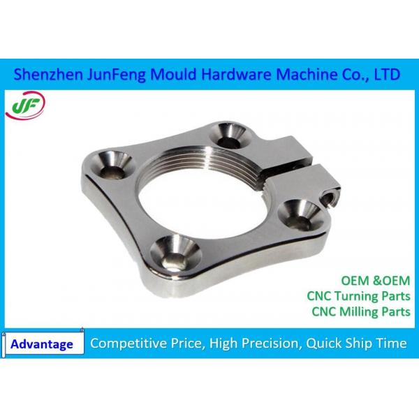 CNC Auto Parts Accessories Metal Processing 7602000010 HS Code of ...