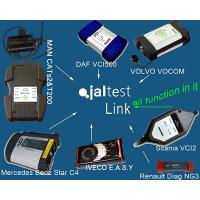 Quality diesel truck diagnosis scanner Muti-Languagee Jaltest was Multi-Diag with Bluetooth For V for sale