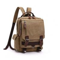 Buy cheap Slim Trendy Travel Backpack School Bag For College Students Vintage Style from Wholesalers