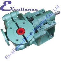 Buy cheap Professional Corrosion Resistant Horizontal Slurry Pump For Metallurgical, Mining from Wholesalers
