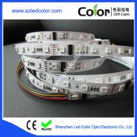 Buy cheap 5050 digital rgb dream color dc24v 60led/m dmx led strip from Wholesalers
