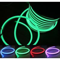 Buy cheap Signage Color Changing Led Neon Rope Light , Smd 5050 RGB Neon Flex Led Light from Wholesalers