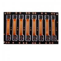 China Flexible electronics double side flexible PCB on sale