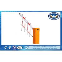 Buy cheap Single Fence Intelligent Barrier Car Parking System SGS Parking Boom Barriers from wholesalers