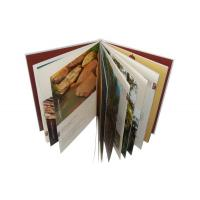 Buy cheap Offset / Silk Screen Printing Professional Photo Book Printing , Debossing / Embossing from Wholesalers