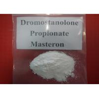 Buy cheap High Purity White Powder Drostanolone Propionate / Masteron  CAS: 521-12-0 Helping Muscle Shaping from wholesalers