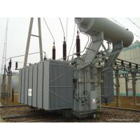 Buy cheap Copper Winding Oil Immersed Transformer 3 Phase For Power Plant / Substation from wholesalers