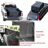 China Truck Kits Storage bag PVC Cabs Bag SUV Roof Bag OEM Portable Waterproof Backbag Pickup Truck on sale