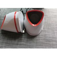 Buy cheap Home USB Powered Computer Speakers Compact 2.0 System White Red Color from Wholesalers