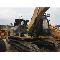 China Used Caterpillar Crawler Bulldozer 320D