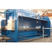Buy cheap Synchronization CNC Electric Press Brake steel plate bending machine 14000mm from Wholesalers