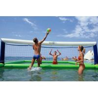 Buy cheap Playground Sports Inflatable Volleyball Court 12mx6m Dimension 2 Years Warranty from Wholesalers