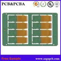 China Polyimide PCB FPC Flexible PCB for Display free sample with CE FCC ROHS UL certification on sale