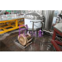 46 Filling Nozzles Semi Automatic Liquid Filling Machine With Vacuum Pump