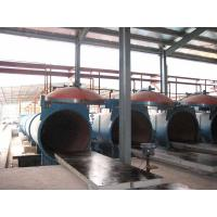 Textile Sand Lightweight AAC Brick Autoclave Pressure Vessel / AAC Block Plant