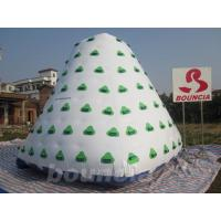 Buy cheap Outdoor Commercial Grade PVC Tarpaulin Inflatable Iceberg For Water Park from Wholesalers