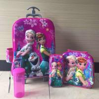 Buy cheap Hot sale   6D    Kids   Trolley  3 pcs / trolley school bags  / children travel bags from Wholesalers