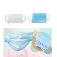 China Mask Surgical Soft Lining Disposable Surgical Face Mask High Elastic Flat Earloop Low Pressure factory