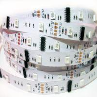 Buy cheap DC12V 30leds LPD6803 addressable led strip from Wholesalers