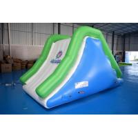 Buy cheap New Inflatable Floating Water Slide For Water Games from Wholesalers