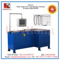 Buy cheap w shape heater tubular bending machine for heaters from Wholesalers