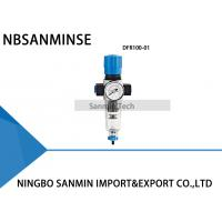 Buy cheap Blue Black Pneumatic Filter Regulator Lubricator Air Source Equipment from Wholesalers
