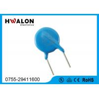 Buy cheap Over Voltage Protection MOV Electronic Device High Efficiency 7D391K from Wholesalers