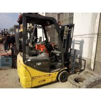 Used KOMATSU 1 Ton Electric Forklift for sale