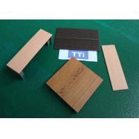 Buy cheap Custom Wood Texture Precision Plastic Injection Molding Parts / Plastic Mold Parts from Wholesalers