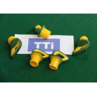 Buy cheap Custom Over Molding Parts / Double Color Injection Molding Parts from Wholesalers