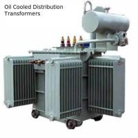 Buy cheap Three Phase Oil Immersed Transformer Cold Rolled Grain Oriented Silicon Steel from wholesalers