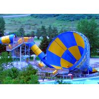 Buy cheap Holiday Villa Funny Great Wolf Lodge Tornado Slide Video / Centre Parcs Slides from Wholesalers
