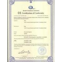 Zhengzhou Ali Brothers Amusement Rides Manufacturer Certifications