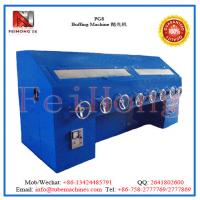 Buy cheap polishing machine for heaters|GP-8 Buffing Machine|buffing machine for heating pipes from Wholesalers