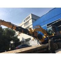 Rotary Hydraulic Piling Rig Machine With Monitor Depth Control System EU EN791 Safety