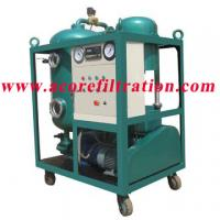 Buy cheap Hydraulic Oil Purifying Machines,Mobile Separator for Hydraulic Oil Cleaning from wholesalers