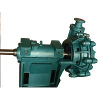 Buy cheap Electric Fuel Ash Slurry Pump , Mining Slurry Pump Singe Stage Motor Power from Wholesalers
