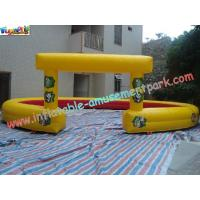 Buy cheap Car Race Track With High-Quality PVC Tarpaulin Inflatable Sports Games Race Track from Wholesalers