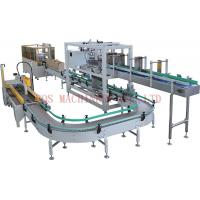 Buy cheap 24 PET Bottles Per Carton Automatic Packing Machine EQS-X15 CE ISO Certificated from Wholesalers