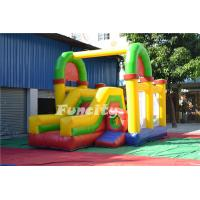 Buy cheap Colorful Combo Bouncer Inflatable Bouncy Castle With Slide 7m * 4.6m * 4m from Wholesalers