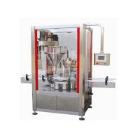 Powder filling machine Coffee Whey Coco milk powder packing machine Can Tin for sale